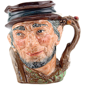 Large Size Character Jugs