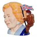 Margaret Thatcher Large Character Jug 2
