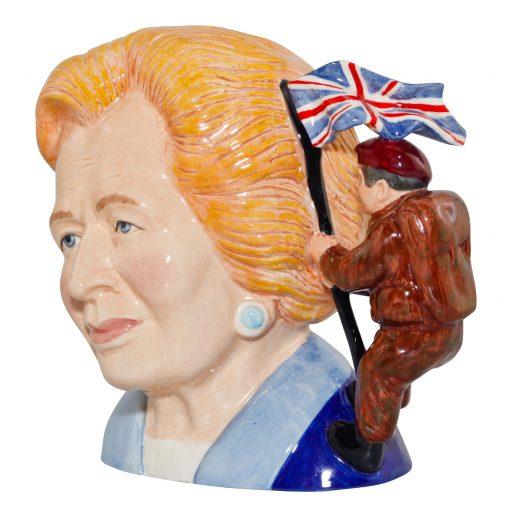 Margaret Thatcher Large Character Jug