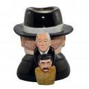 "Winston Churchill ""Yalta Tea Party"" Character Jug 5"