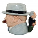 "Winston Churchill ""Yalta"" Character Jug 3"