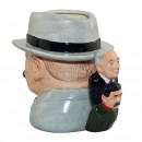 "Winston Churchill ""Yalta"" Character Jug 4"