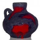 Lava Jug Red Blue 008 2