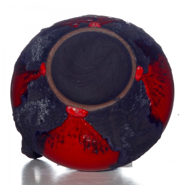 Lava Jug Red Blue 008