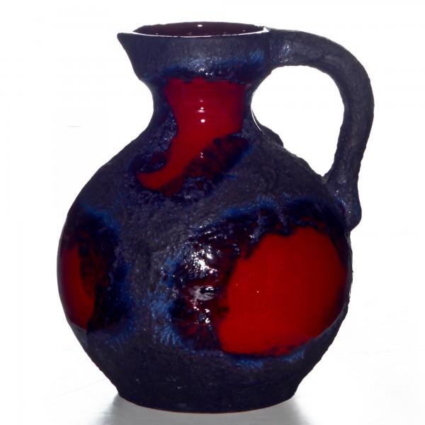 Lava Jug Red Blue 009