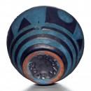 Vase Geo Textured 026 3