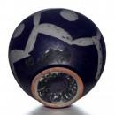 Vase Geo Textured 028 3