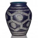 Vase Geo Textured 029 2