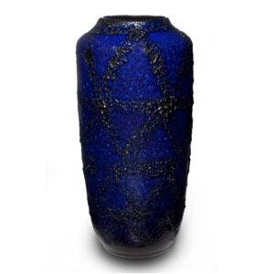 Lava Vase with Fish 035