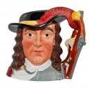 Admiral Benbow Large Character Jug