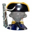 Admiral Lord Hood Large Character Jug 5