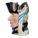 Admiral Lord Howe Large Character Jug 3