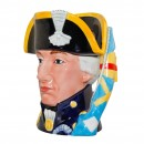 Admiral Lord Nelson Large Character Jug 2