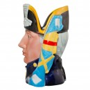 Admiral Lord Nelson Large Character Jug 3