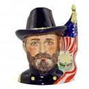 Ulysses S. Grant Large Character Jug