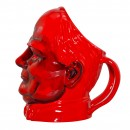 Winston Churchill Large Flambé Character Jug with Double Handles 3