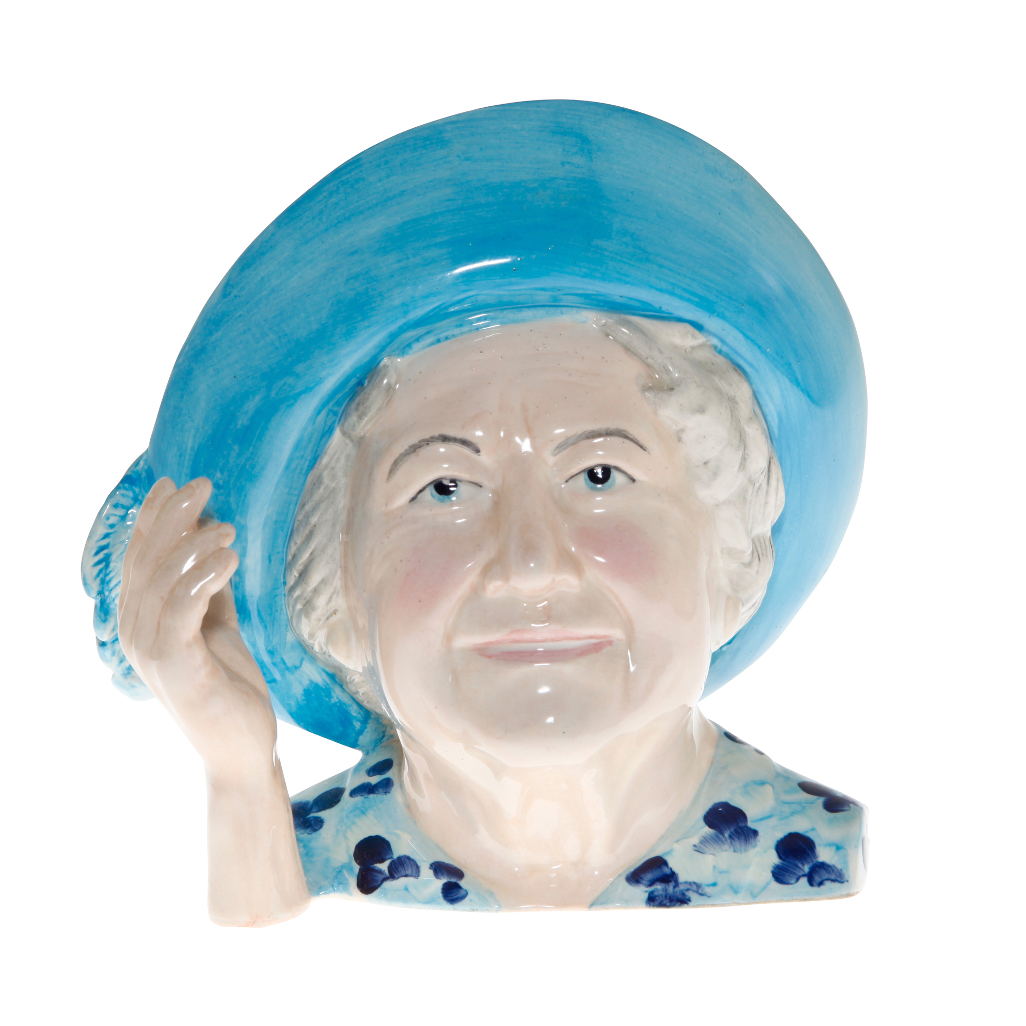 H.R.H. Queen Elizabeth, The Queen Mother Character Jug