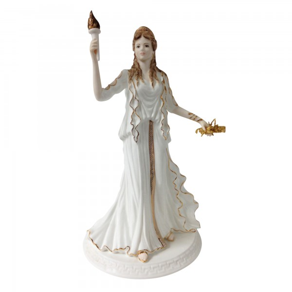 Athena CW692 - Coalport Figurine