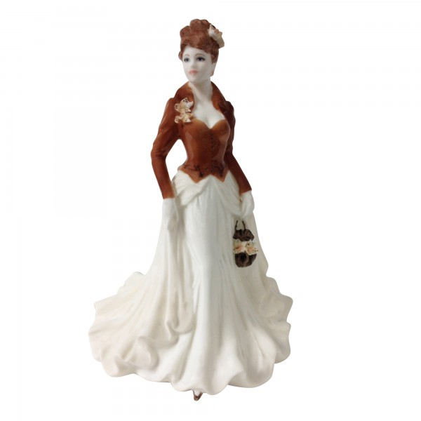 Autumn - Coalport Figurine