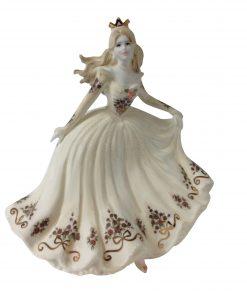 Cinderella - Coalport Figurine