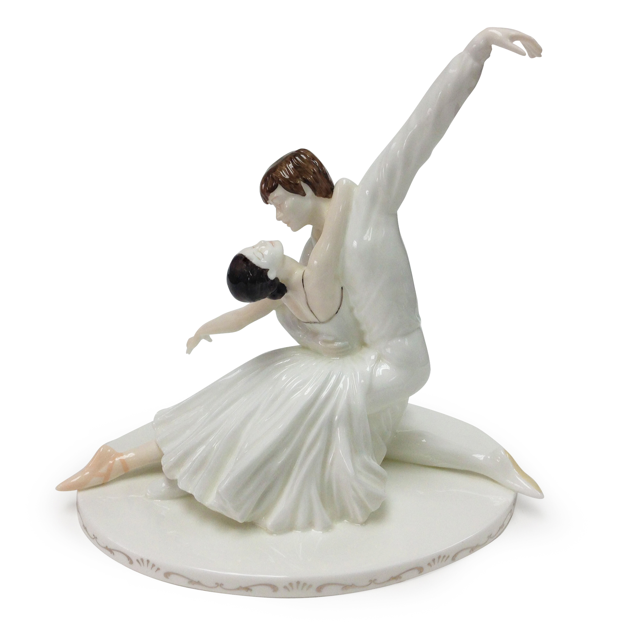 "Fonteyn and Nureyev ""A Legendary Partnership"" CW449 - Coalport Figurine"