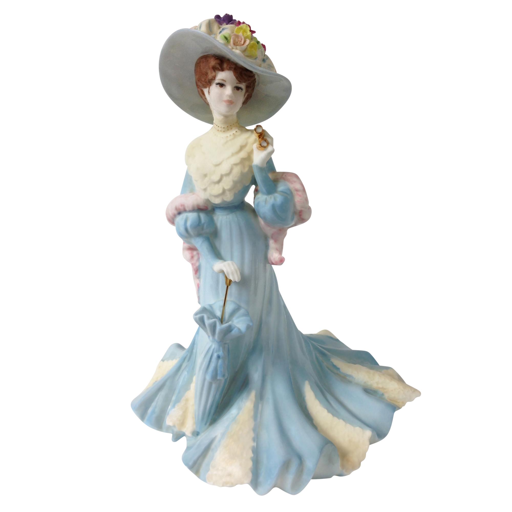 Lady Sara - Coalport Figurine