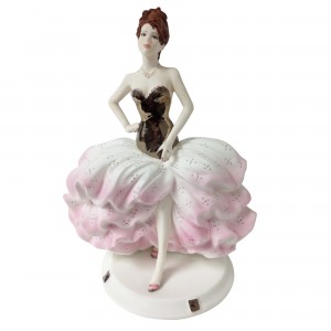 Star Attraction - Coalport Figurine