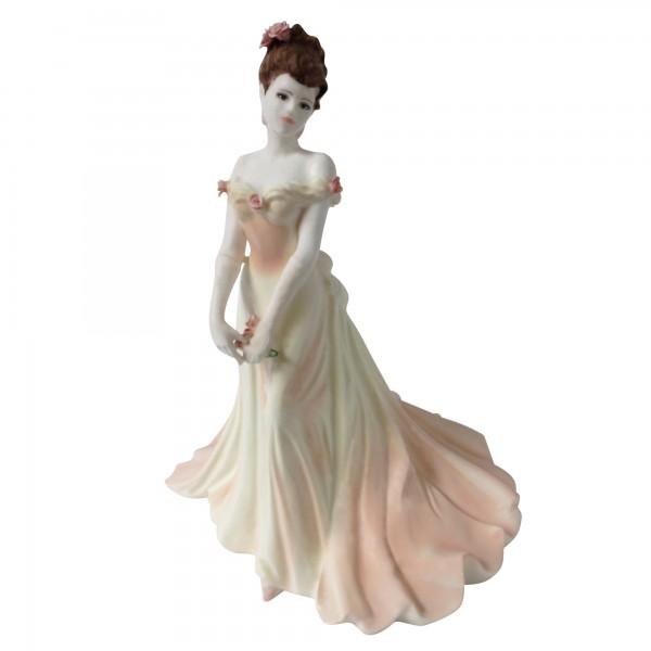 Summer - Coalport Figurine
