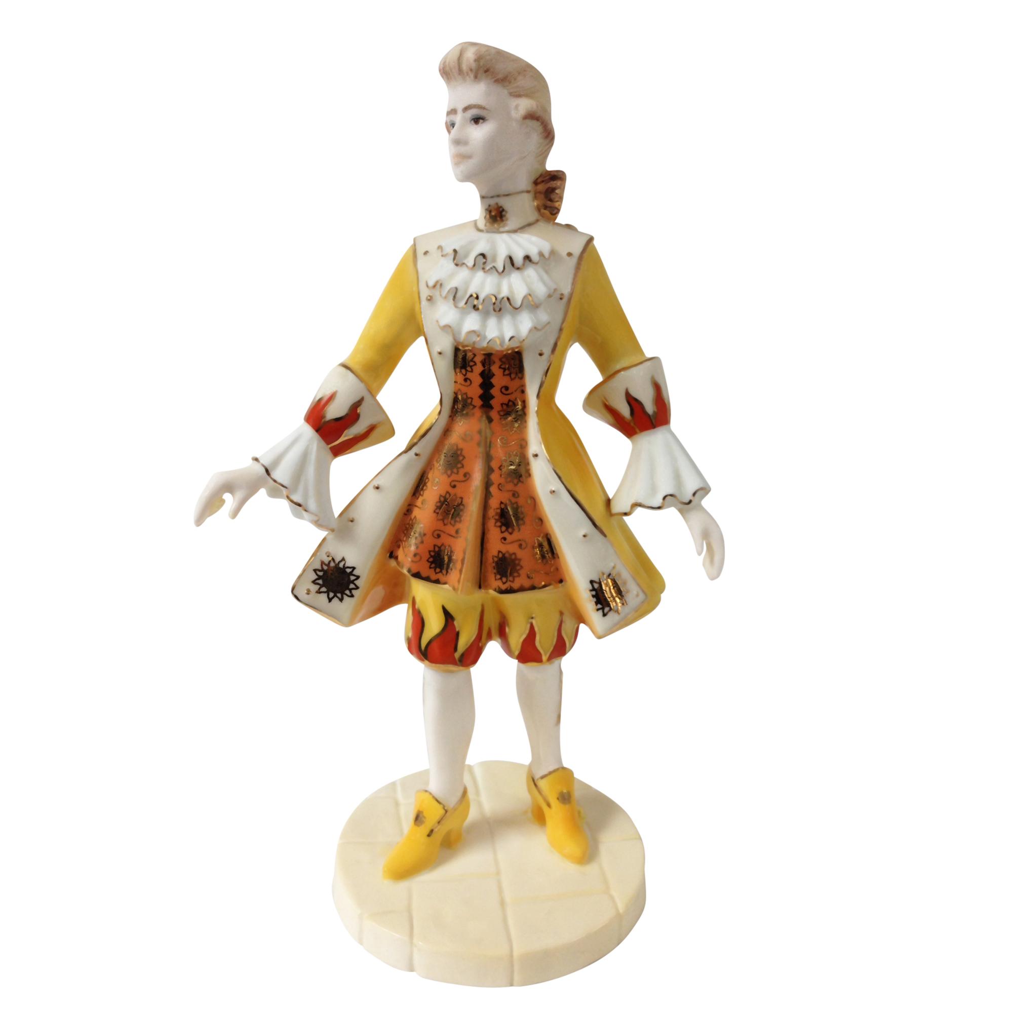 Sun - Coalport Figurine