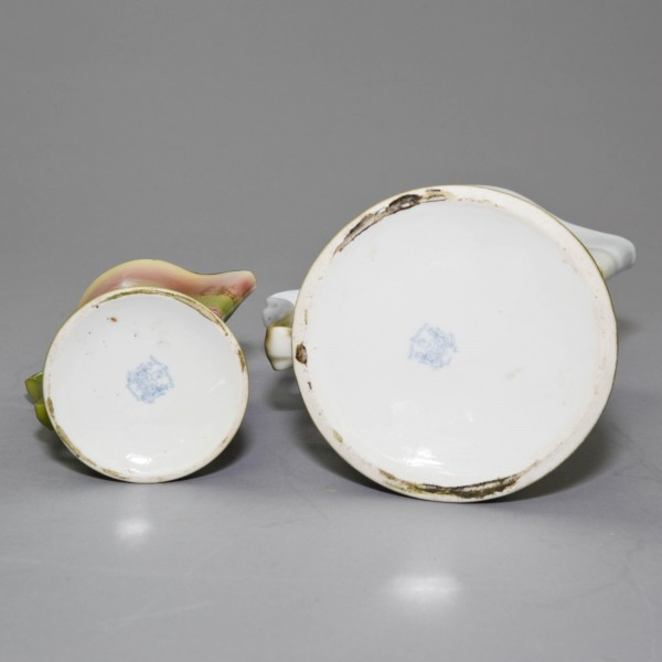 Royal Bayreuth Pitcher and Creamer