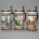 Villeroy and Boch Fairytale collection 3 Tankards 2