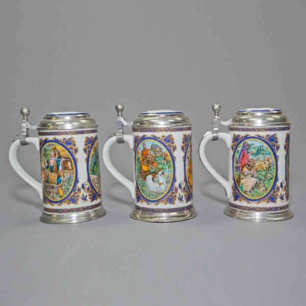 villeroy and Boch Richard Wagner Collection by Heinrich Stein