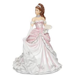 Fairytale Princess (Pink) - English Ladies Company Figurine