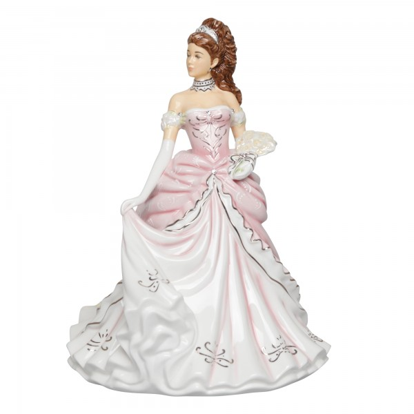 Fairytale Princess (Pink) - English Ladies Company Figurine