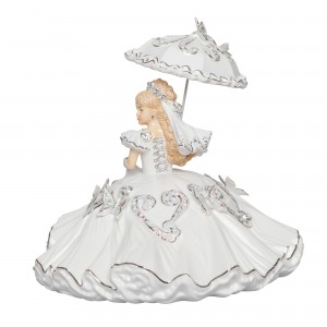 My Gypsy Princess First Communion (Blonde Edition) - English Ladies Company Figurine