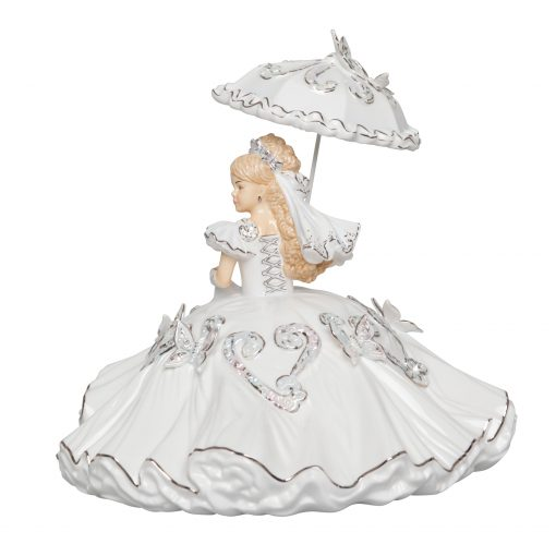 My Gypsy Princess First Communion (Blonde Edition) - English Ladies Company Figurine