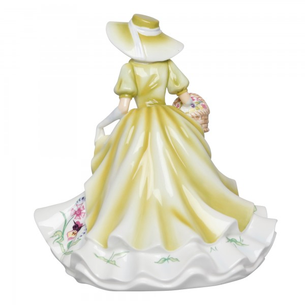 Spring Promise - English Ladies Company Figurine