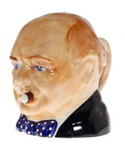 Churchill Bust