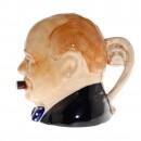 Churchill Bust 3