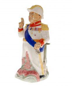 Naval Churchill Toby Jug
