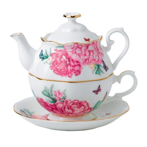 "Miranda Kerr for Royal Albert Collection - Tea For One ""Friendship"" Pattern"
