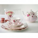 RAG_New Country 3pc Teapot Set PINK MS 1