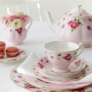 RAG_New Country 3pc Teapot Set PINK MS 2
