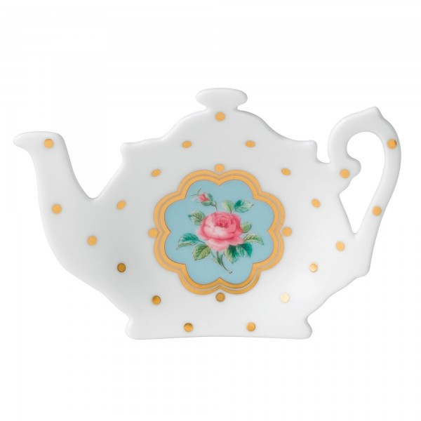 New Country Roses Tea Tip (White)