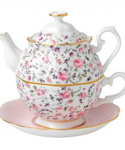 New Country Roses Tea For One (Confetti)