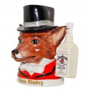 Hunting Fox Jim Beam Character Jug 2
