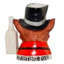 Hunting Fox Jim Beam Character Jug 5