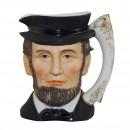 Abraham Lincoln Small Character Jug