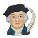 Admiral Lord Nelson Toby Jug Seaway China Company