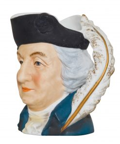 George Washington Small Character Jug